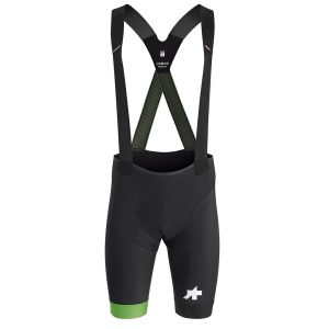 Велотрусы ASSOS EQUIPE RS BIB SHORTS S9 data Green