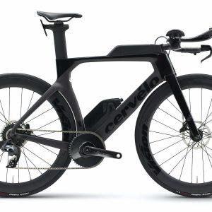 Велосипед Cervelo P Force eTap AXS 1 Рама:54cm Carbon/Black