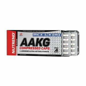 Аминокислота AAKG Compressed Caps 120капсул