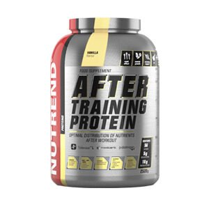 After Training Protein