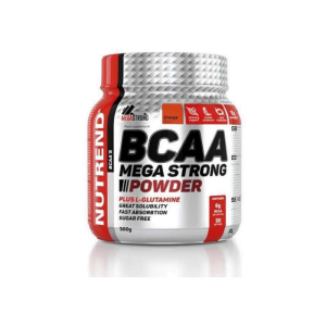 BCAA Mega Strong Powder - Nutrend