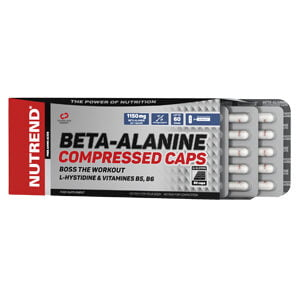 Аминокислота Beta-Alanine Compressed Caps 90 капсул