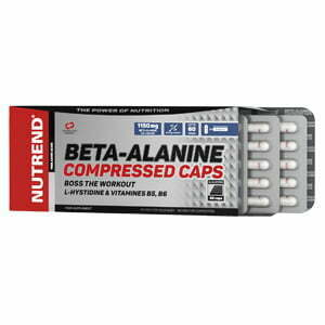 Аминокислота Beta-Alanine Compressed Caps 90 капсул