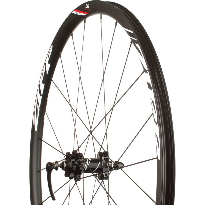 Колесо переднє Zipp Wheel 30 Course Disc Brake Front Clincher, 12mm & 15mm Through Axle Caps