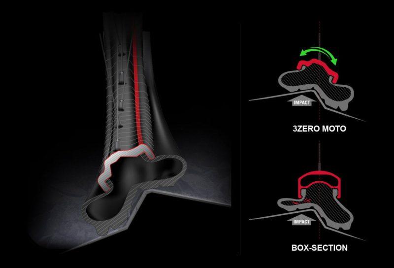 Купить Колесо переднє Zipp 3zero Moto