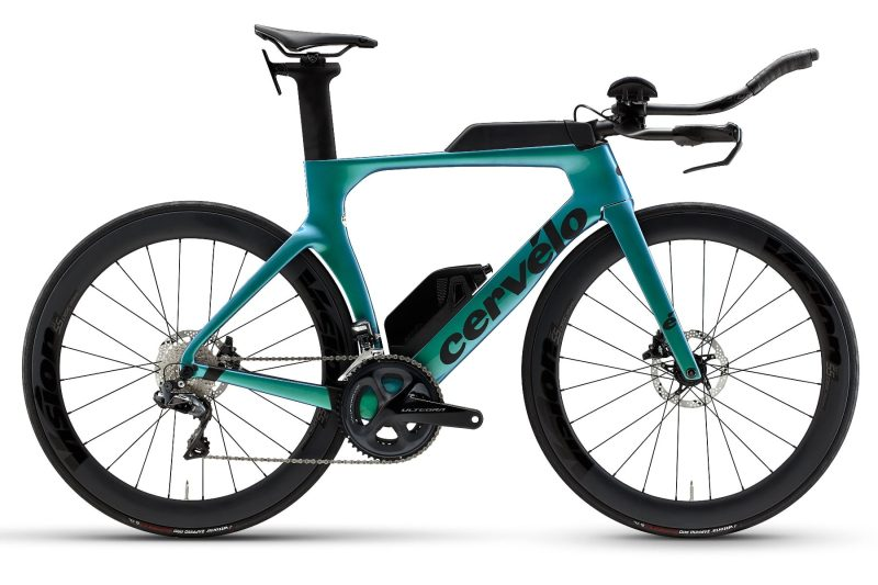 Велосипед Cervelo Ultegra Di2 Chameleon/Blue