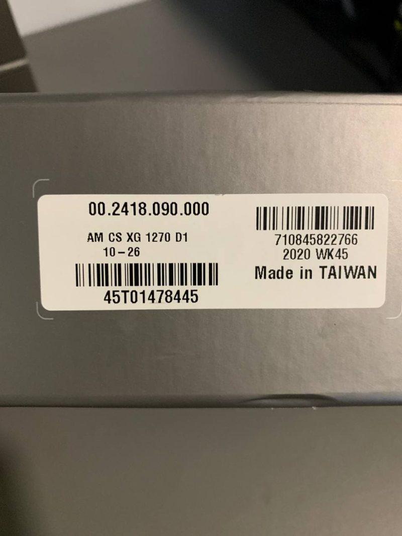 Кассета SRAM Force XG-1270 d110-26t