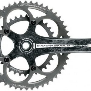 Шатуны CAMPAGNOLO Athena 11S Ultra Torque 172.5mm 34-50 Carbon - FC10-AT240C