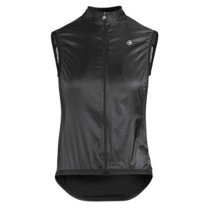 Жилетка ASSOS UMA GT WIND VEST blackSeries женская