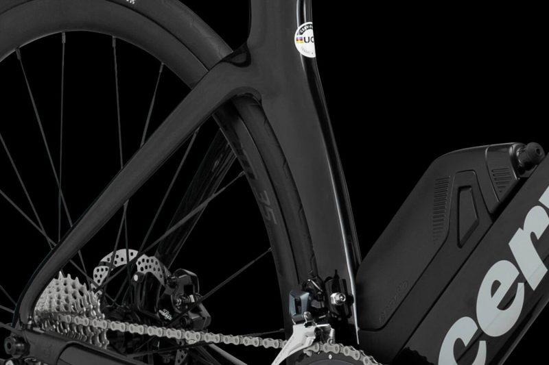 Велосипед для раздельного старта и триатлона Cervelo P-Series Disc 105 Size56